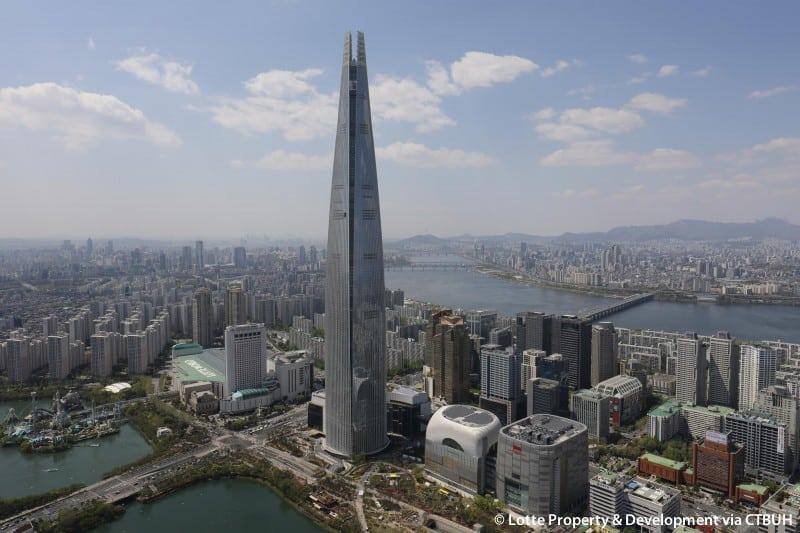 najwyzsze-budynki-swiata-Lotte-World-Tower