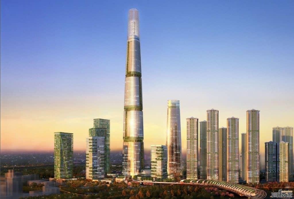 najwyzsze-budynki-swiata-Skyfame-Center-Landmark-Tower